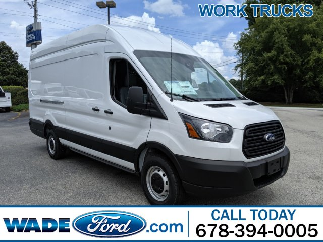 2019 Transit 350 High Roof 4x2, Empty Cargo Van #KKA07019 - photo 1