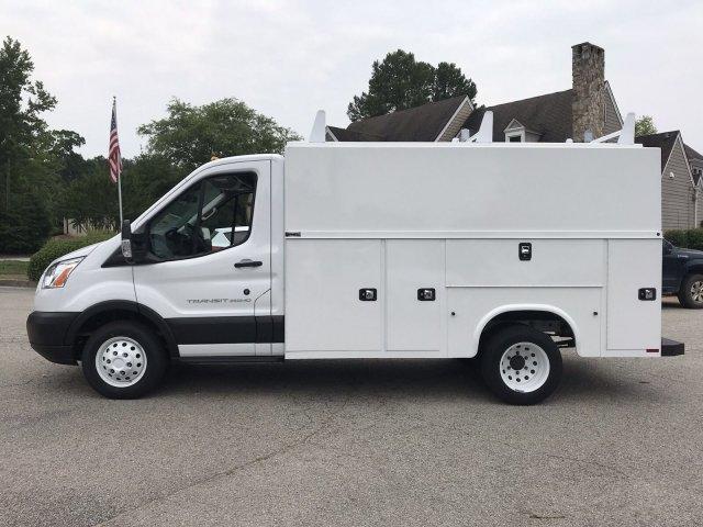 2019 Transit 350 HD DRW 4x2,  Knapheide KUV Service Utility Van #KKA26678 - photo 4