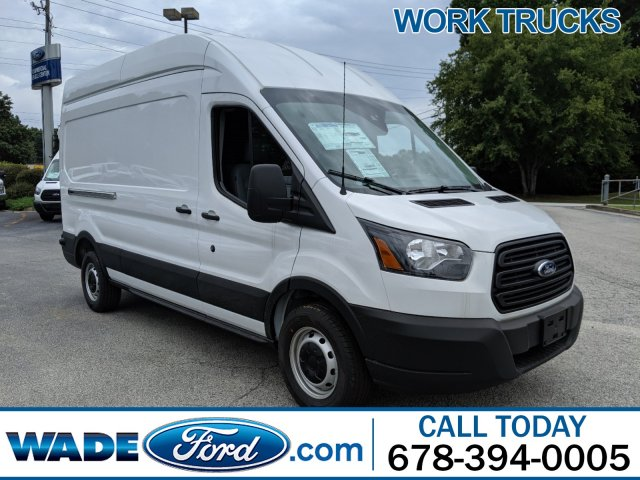 2019 Transit 250 High Roof 4x2,  Empty Cargo Van #KKA31640 - photo 1