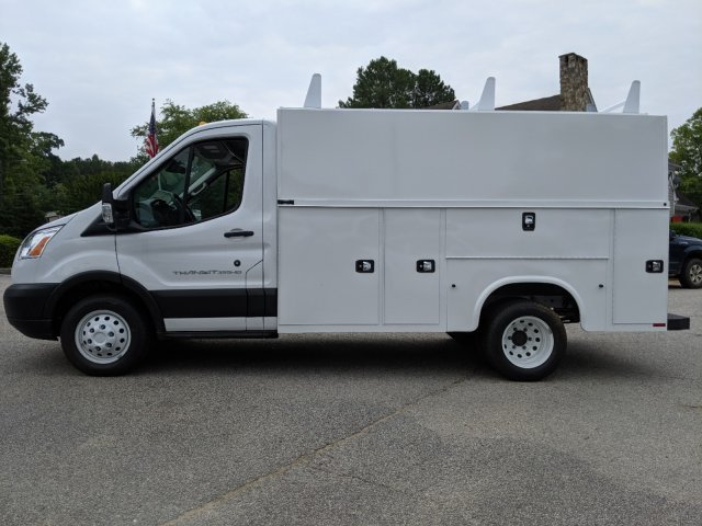 2019 Transit 350 HD DRW 4x2,  Knapheide KUV Service Utility Van #KKA67149 - photo 4