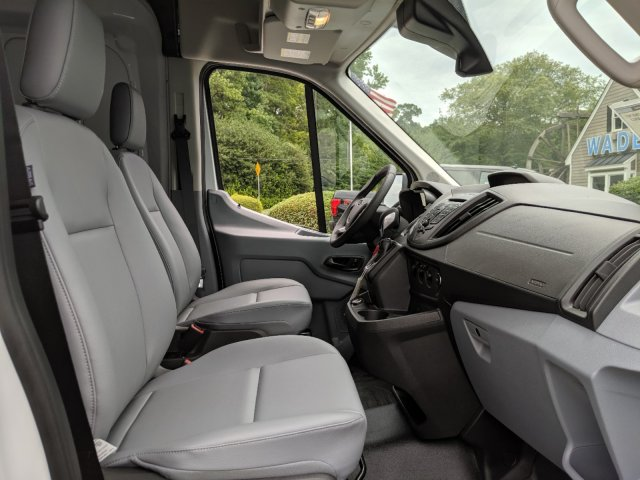 2019 Transit 250 Med Roof 4x2,  Empty Cargo Van #KKB09960 - photo 21