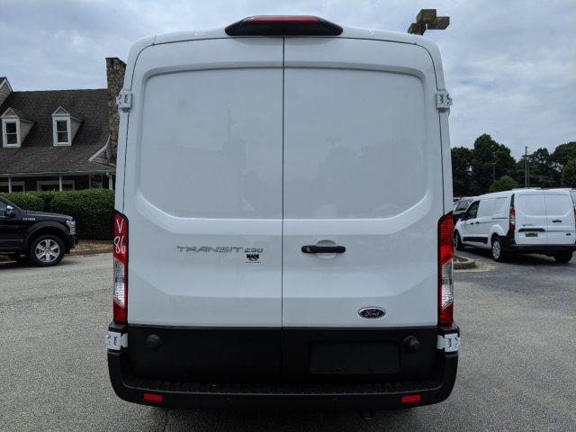 2019 Transit 250 Med Roof 4x2,  Empty Cargo Van #KKB09960 - photo 15