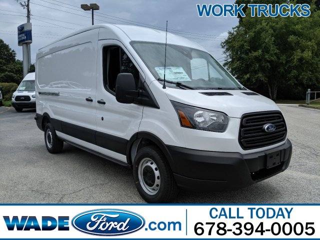 2019 Transit 250 Med Roof 4x2,  Empty Cargo Van #KKB14795 - photo 1