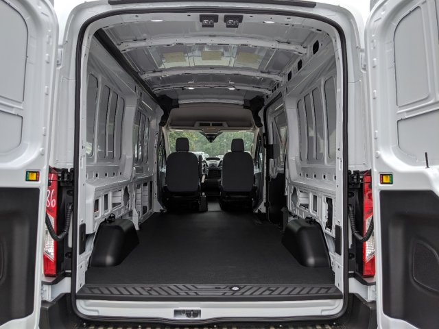 2019 Transit 250 Med Roof 4x2,  Empty Cargo Van #KKB14795 - photo 2
