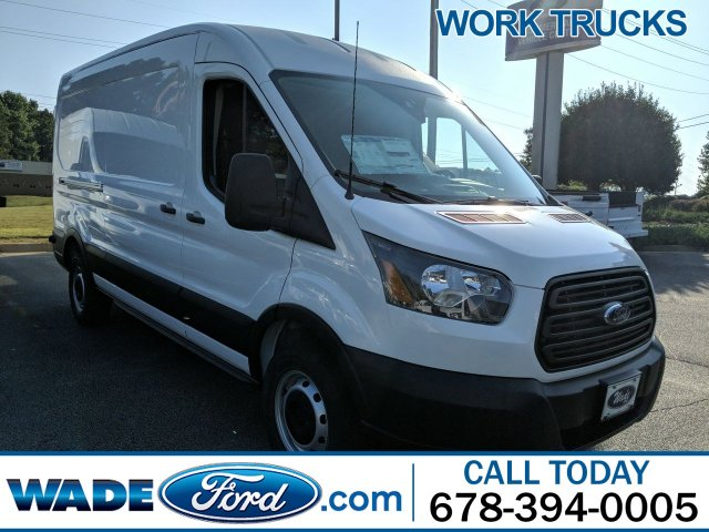 2019 Transit 250 Med Roof 4x2, Empty Cargo Van #KKB62186 - photo 1