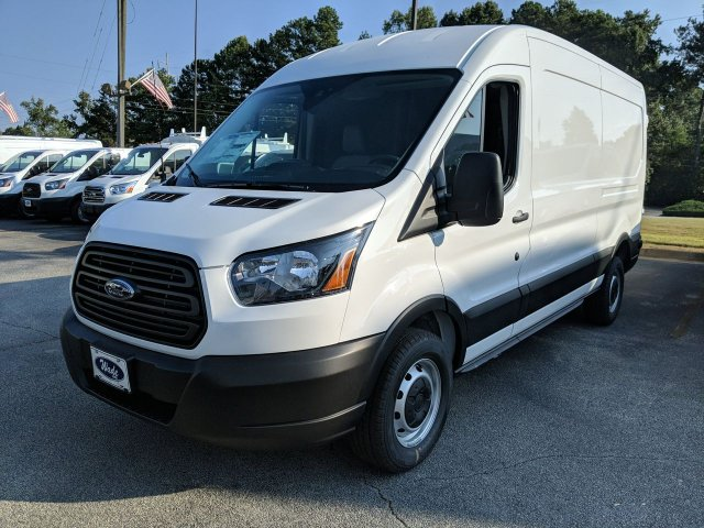 2019 Transit 250 Med Roof 4x2, Empty Cargo Van #KKB62186 - photo 4