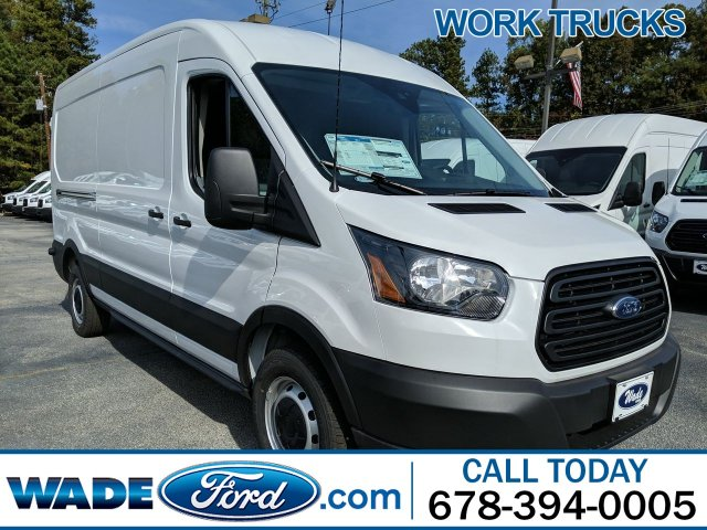 2019 Transit 250 Med Roof 4x2, Empty Cargo Van #KKB62187 - photo 1