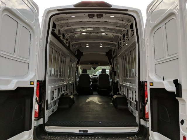 2019 Transit 350 HD High Roof DRW 4x2, Empty Cargo Van #KKB62188 - photo 2