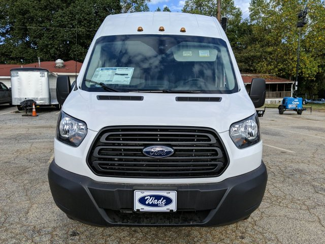 2019 Transit 350 HD High Roof DRW 4x2, Empty Cargo Van #KKB62188 - photo 28