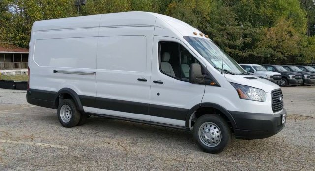 2019 Transit 350 HD High Roof DRW 4x2, Empty Cargo Van #KKB62188 - photo 6