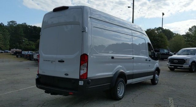 2019 Transit 350 HD High Roof DRW 4x2, Empty Cargo Van #KKB62188 - photo 19