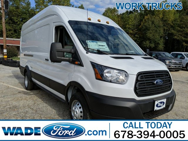 2019 Transit 350 HD High Roof DRW 4x2,  Empty Cargo Van #KKB62192 - photo 1