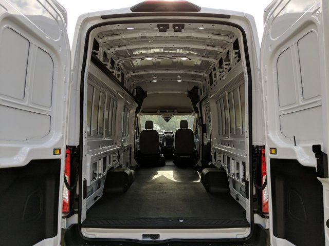 2019 Transit 350 HD High Roof DRW 4x2,  Empty Cargo Van #KKB62192 - photo 2