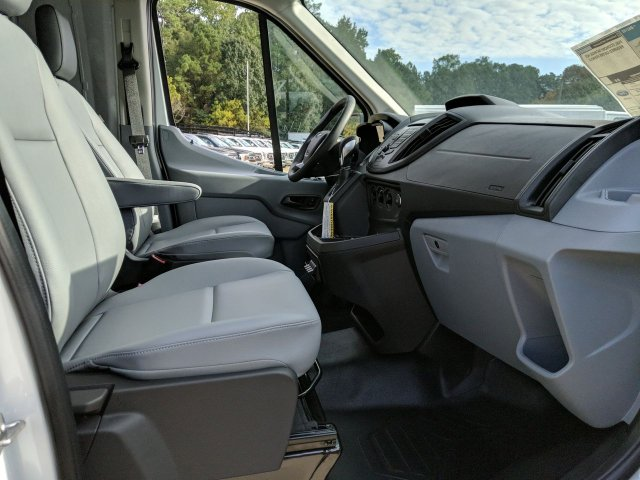 2019 Transit 350 HD High Roof DRW 4x2,  Empty Cargo Van #KKB62192 - photo 9