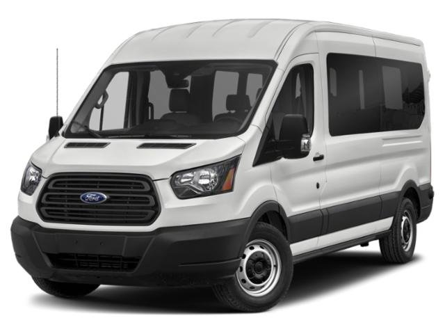 2019 Transit 350 Med Roof 4x2, Passenger Wagon #KKB77494 - photo 1
