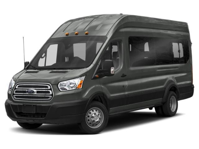 2019 Transit 350 HD High Roof DRW 4x2, Passenger Wagon #KKB85823 - photo 1