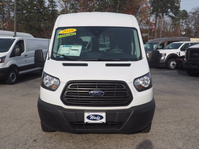 2019 Ford Transit 350 Med Roof 4x2, Passenger Wagon #KKB85824 - photo 3
