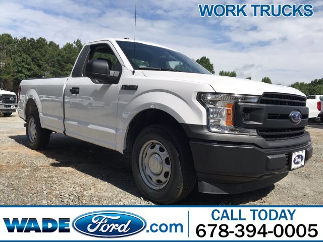 2019 F-150 Regular Cab 4x2,  Pickup #KKD21545 - photo 1