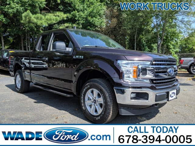 2019 F-150 Super Cab 4x4,  Pickup #KKD49876 - photo 1