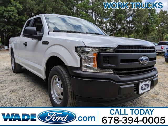 2019 F-150 Super Cab 4x2, Pickup #KKD94254 - photo 1