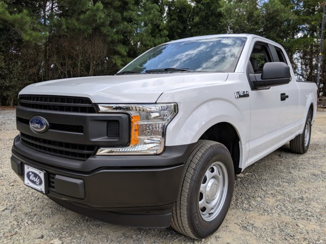 2019 F-150 Super Cab 4x2, Pickup #KKD94254 - photo 6