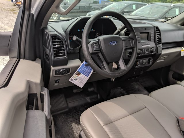 2019 F-150 Regular Cab 4x2, Pickup #KKE16718 - photo 10