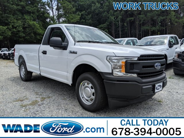 2019 F-150 Regular Cab 4x2, Pickup #KKE16719 - photo 1