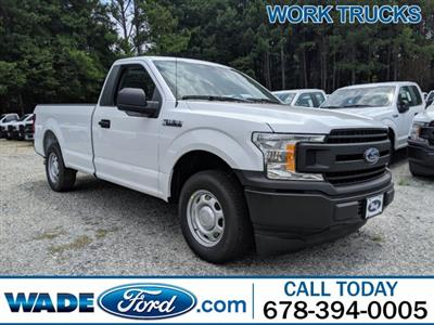 2019 F-150 Regular Cab 4x2, Pickup #KKE16722 - photo 1