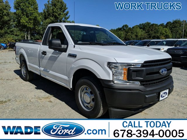 2019 F-150 Regular Cab 4x2, Pickup #KKE16724 - photo 1