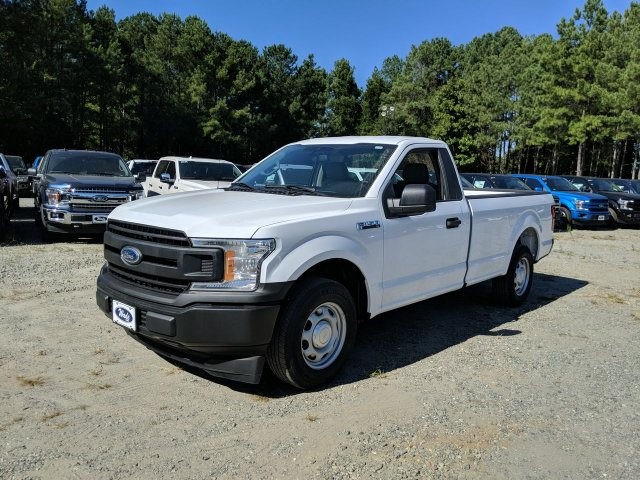2019 F-150 Regular Cab 4x2, Pickup #KKE16724 - photo 16