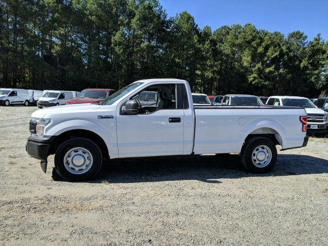 2019 F-150 Regular Cab 4x2, Pickup #KKE16724 - photo 17