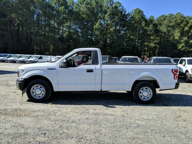 2019 F-150 Regular Cab 4x2, Pickup #KKE16724 - photo 4