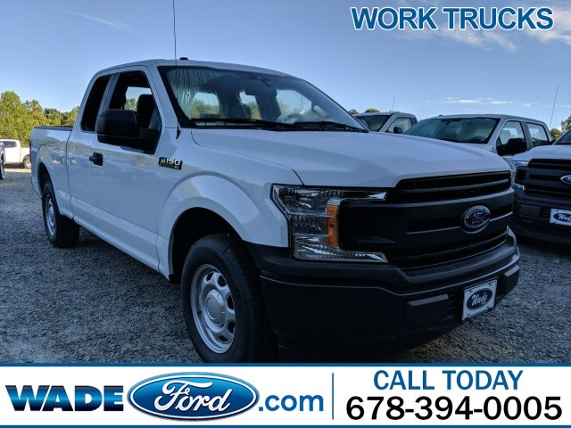 2019 Ford F-150 Super Cab 4x2, Pickup #KKE55822 - photo 1