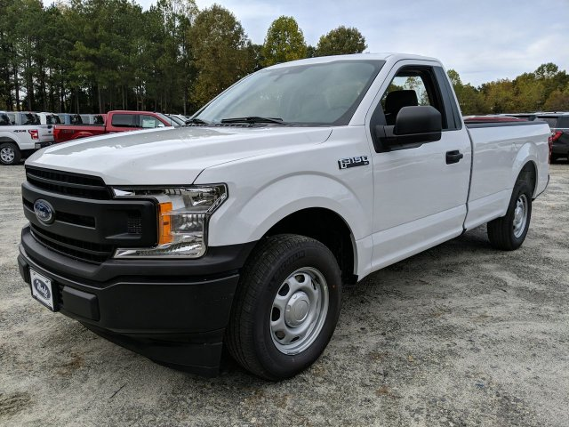 2019 F-150 Regular Cab 4x2, Pickup #KKF07464 - photo 4