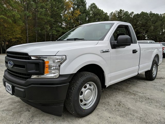 2019 F-150 Regular Cab 4x2, Pickup #KKF07465 - photo 6