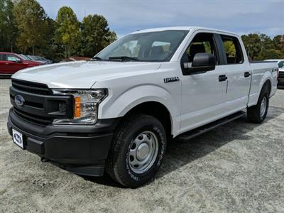 2019 F-150 SuperCrew Cab 4x4, Pickup #KKF07469 - photo 4