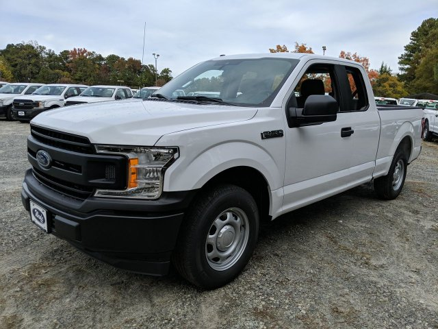 2019 F-150 Super Cab 4x2, Pickup #KKF07480 - photo 4