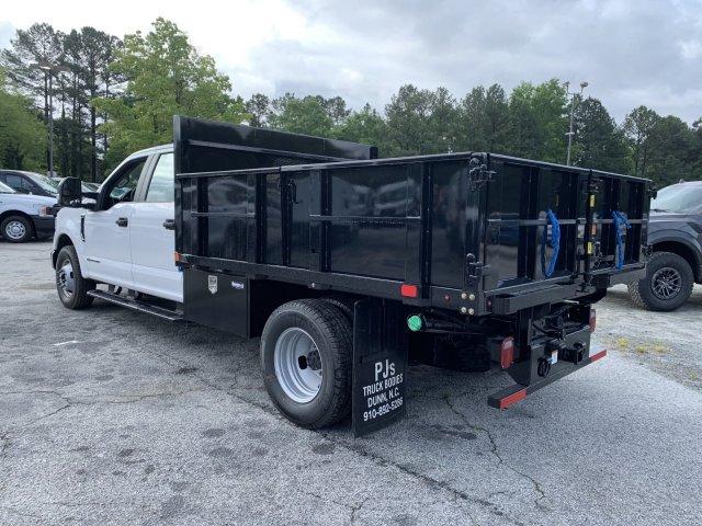 2020 Ford F-350 Crew Cab DRW RWD, PJ's Landscape Dump #LEC56780 - photo 1