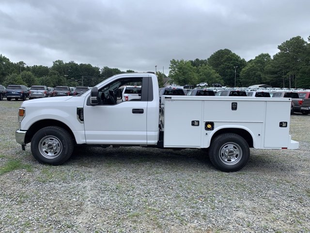 2020 Ford F-250 Regular Cab RWD, Knapheide Steel Service Body #LEC91967 - photo 4
