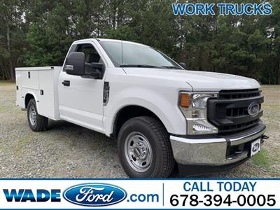 2020 Ford F-250 Regular Cab RWD, Knapheide Steel Service Body #LEC91967 - photo 1