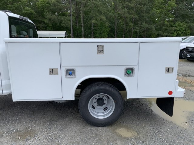 2020 Ford F-350 Crew Cab DRW 4x4, Reading Classic II Steel Service Body #LED12402 - photo 6
