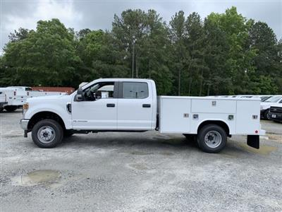 2020 Ford F-350 Crew Cab DRW 4x4, Reading Classic II Steel Service Body #LED12402 - photo 4