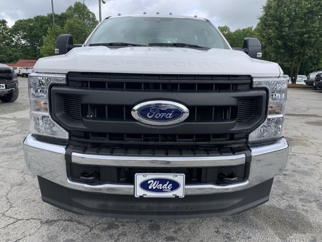 2020 Ford F-350 Crew Cab DRW 4x4, Knapheide Steel Service Body #LED12734 - photo 10