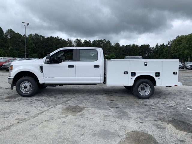 2020 Ford F-350 Crew Cab DRW 4x4, Knapheide Steel Service Body #LED12734 - photo 4
