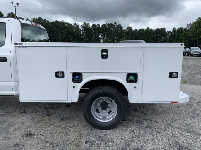 2020 Ford F-350 Crew Cab DRW 4x4, Knapheide Steel Service Body #LED12734 - photo 6