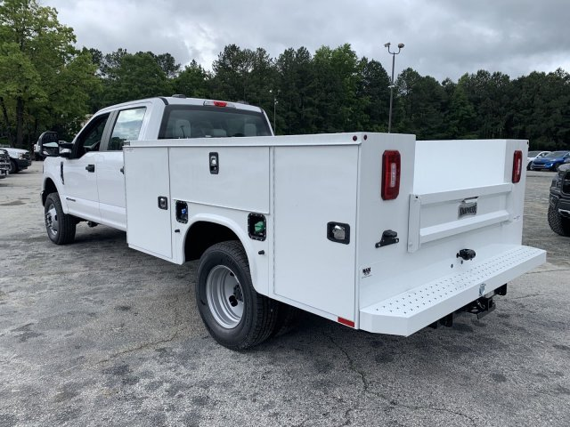 2020 Ford F-350 Crew Cab DRW 4x4, Knapheide Steel Service Body #LED12734 - photo 2