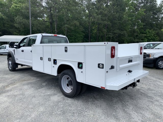 2020 Ford F-550 Crew Cab DRW 4x4, Knapheide Service Body #LED12750 - photo 1