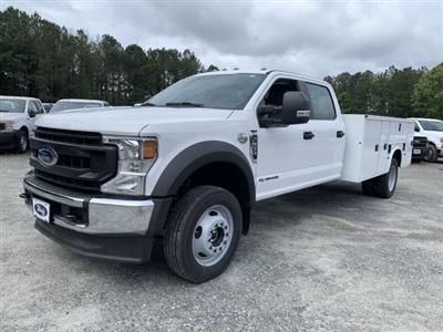 2020 F-550 Crew Cab DRW 4x4, Knapheide Steel Service Body #LED12750 - photo 3