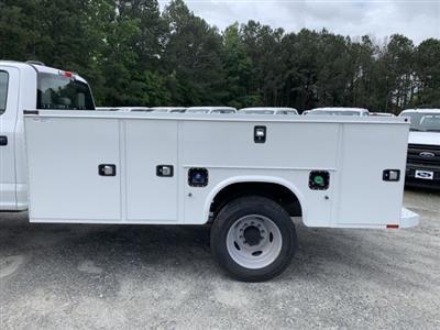 2020 Ford F-550 Crew Cab DRW 4x4, Knapheide Steel Service Body #LED12750 - photo 6