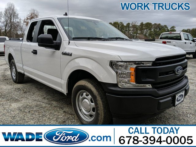 2020 F-150 Super Cab 4x2, Pickup #LFA67361 - photo 1